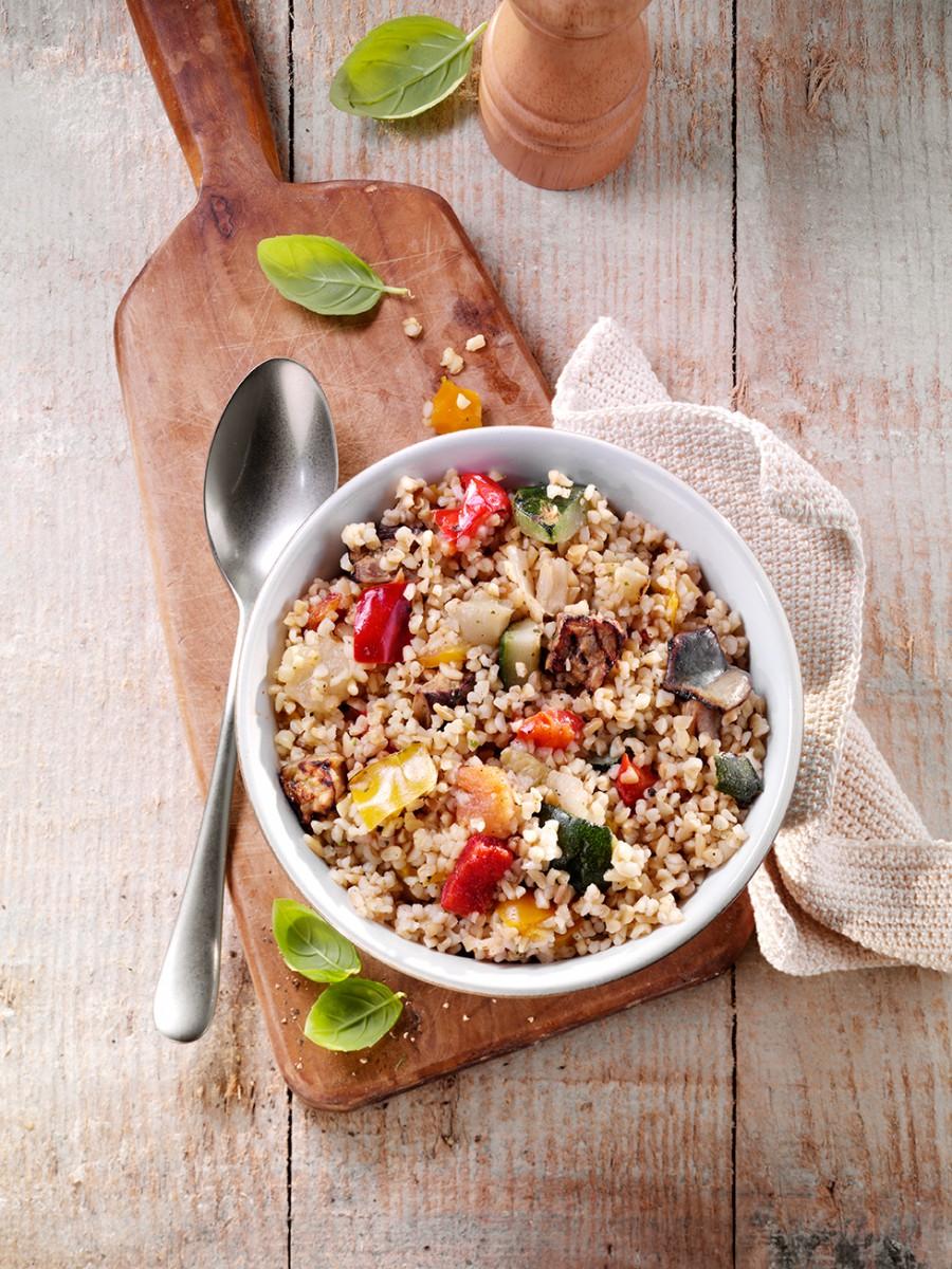 Easy ways to enjoy grains